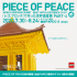 【EVENT】PIECE OF PEACE サテライト展示